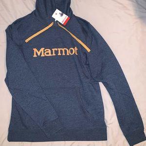 NWT Marmot hooded sweatshirt!